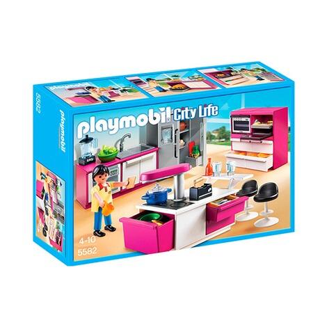 Playmobil® CITY LIFE 5582 Designerküche online kaufen | baby-walz