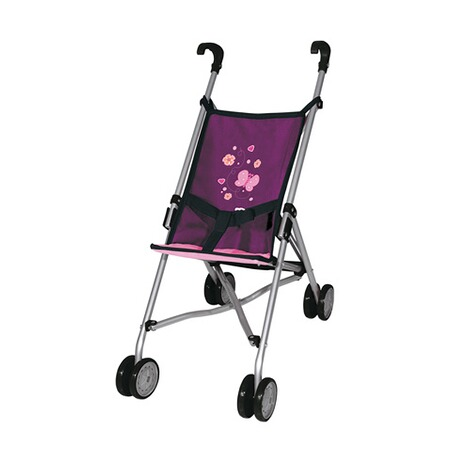 Bayer Design  Puppenbuggy  lila 1