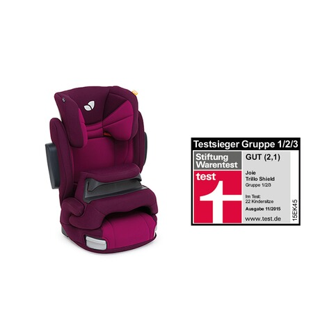 JOIE  Trillo Shield Kindersitz  Hibiskus 1