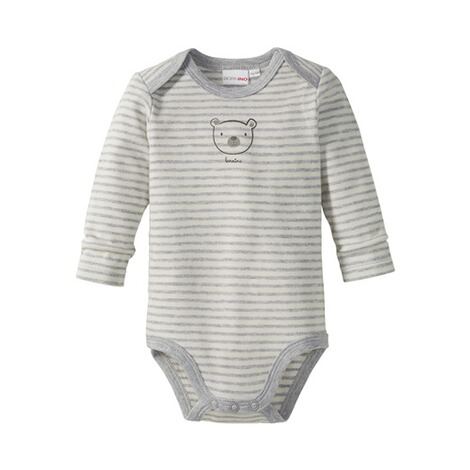 BORNINO BASICS 5er-Pack Bodys langarm 8
