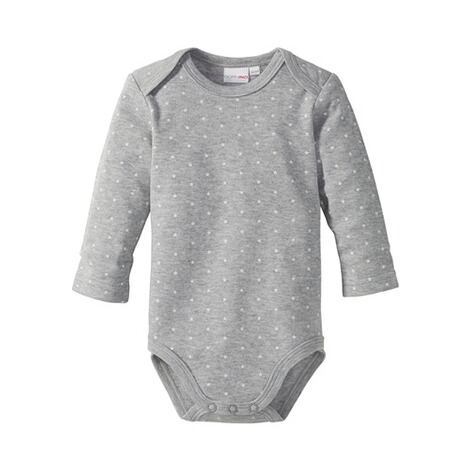 BORNINO BASICS 5er-Pack Bodys langarm 10