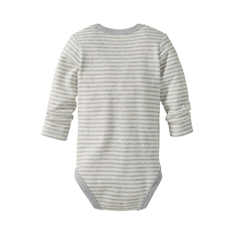 BORNINO BASICS 5er-Pack Bodys langarm 9