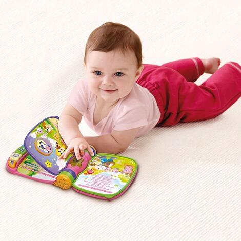 vtech baby musikspielzeug mein erstes liederbuch online kaufen baby walz. Black Bedroom Furniture Sets. Home Design Ideas