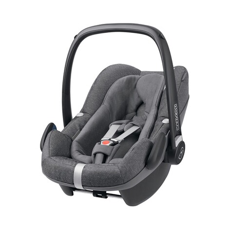 Maxi-Cosi  Pebble Plus i-Size Babyschale  sparkling grey 1
