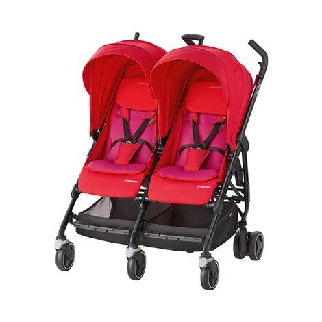 maxi cosi zwillings und geschwisterwagen dana for 2. Black Bedroom Furniture Sets. Home Design Ideas