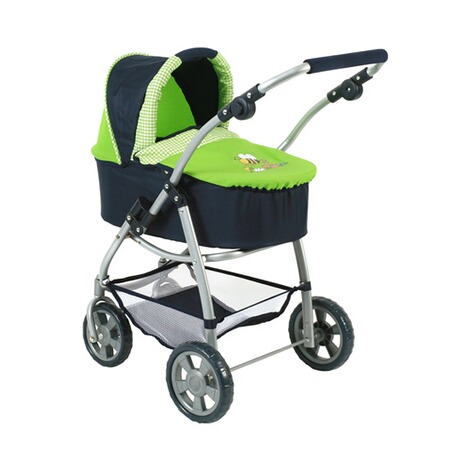 BAYER CHIC  Puppenwagen Kombi Emotion All In 3 in 1 2