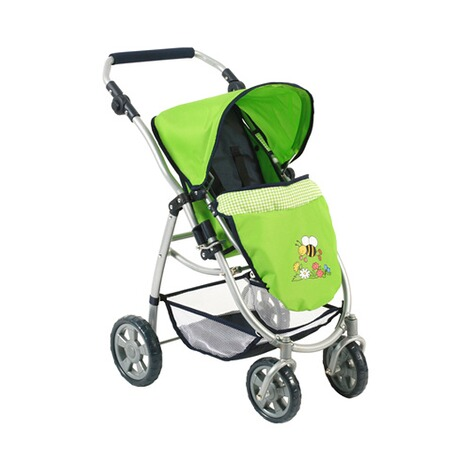 BAYER CHIC  Puppenwagen Kombi Emotion All In 3 in 1 4