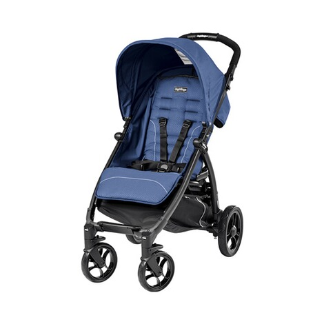 Peg Perego  Booklet Lite Buggy Design 2016  bluette 1