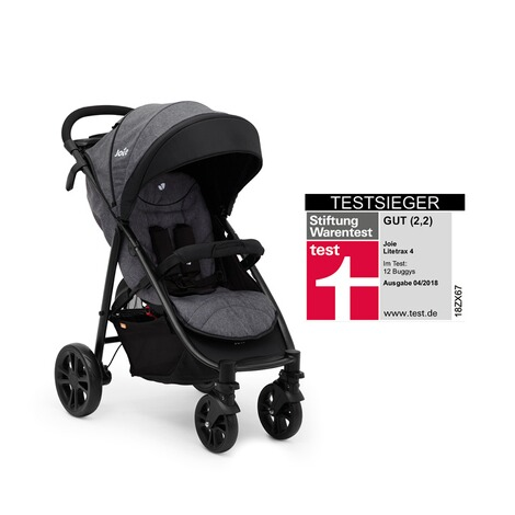 joie litetrax 4 sportwagen mit liegefunktion online kaufen baby walz. Black Bedroom Furniture Sets. Home Design Ideas