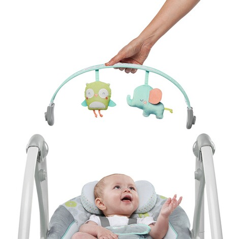IngenuityBabyschaukel Swing'n Go Portable Swing™ 8