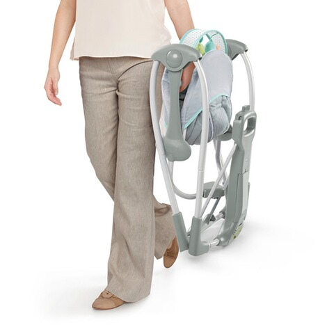 IngenuityBabyschaukel Swing'n Go Portable Swing™ 10