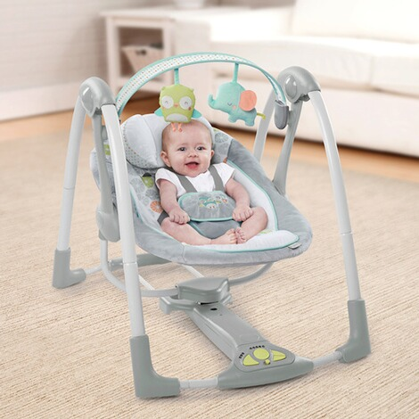 IngenuityBabyschaukel Swing'n Go Portable Swing™ 6