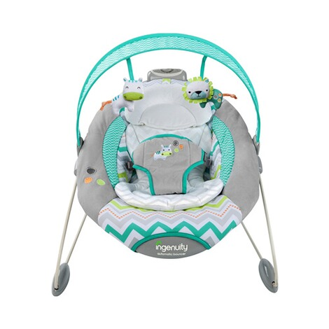 IngenuityBabywippe SmartBounce Automatic Bouncer™ 1