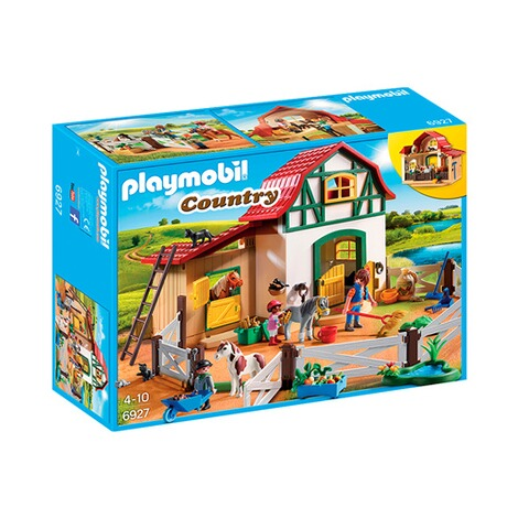 PLAYMOBIL® COUNTRY 6927 Ponyhof 1