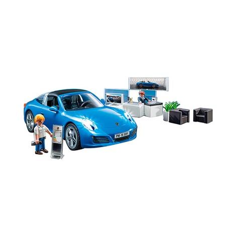 playmobil sports action 5991 porsche 911 targa 4s online kaufen baby walz. Black Bedroom Furniture Sets. Home Design Ideas