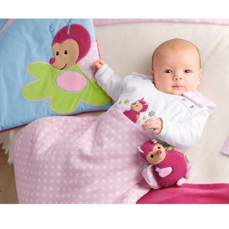 sterntaler babydecke katharina 75x100 cm online kaufen baby walz. Black Bedroom Furniture Sets. Home Design Ideas