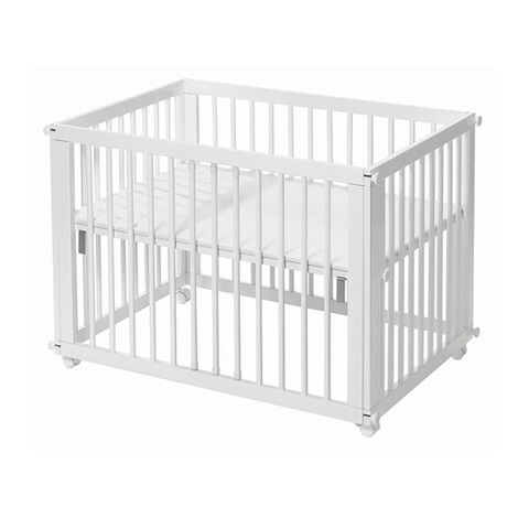 EASY BABY  Babybett Sleep & Play 96x67 cm 1