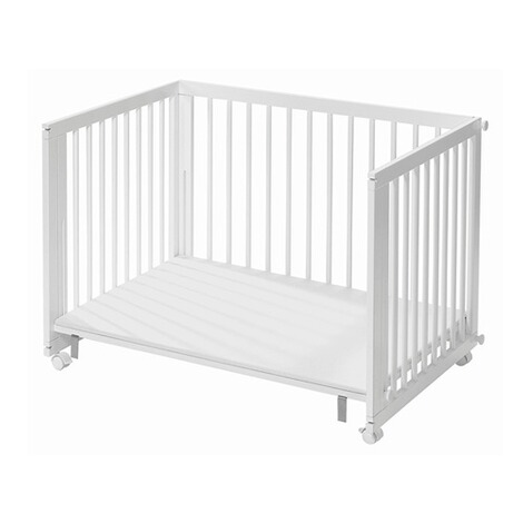 EASY BABY  Babybett Sleep & Play 96x67 cm 3