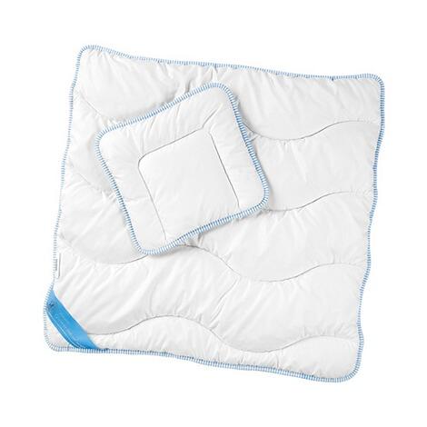sterntaler bettdecken set allergiker geeignet 35x40 80x80 cm online kaufen baby walz. Black Bedroom Furniture Sets. Home Design Ideas