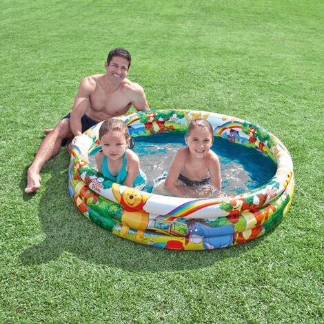 intex disney winnie puuh pool 3 ring online kaufen baby walz. Black Bedroom Furniture Sets. Home Design Ideas