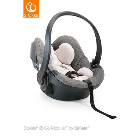 stokke izi go modular by besafe i size babyschale. Black Bedroom Furniture Sets. Home Design Ideas