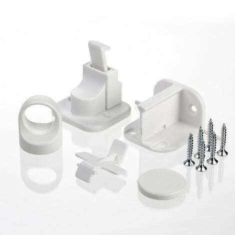 2er-Pack Schrank- und Schubladensicherung Magnet
