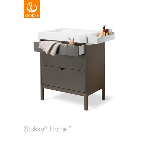 STOKKE® HOME Wickelkommode (Teil 2)  hazy grey 3