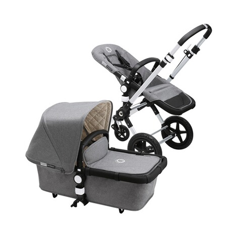 BUGABOO CAMELEON³ Classic+ Collection Kombikinderwagen  grey melange 1
