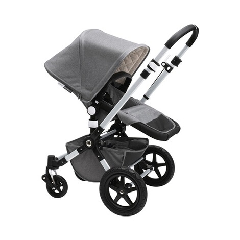BUGABOO CAMELEON³ Classic+ Collection Kombikinderwagen  grey melange 3