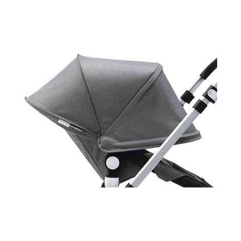 BUGABOO CAMELEON³ Classic+ Collection Kombikinderwagen  grey melange 4