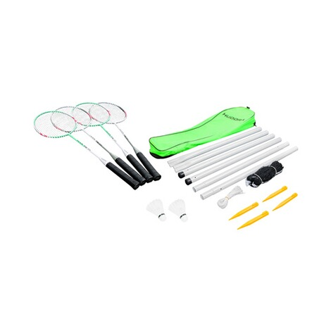 HUDORA  Badmintonset Team HD-44 1