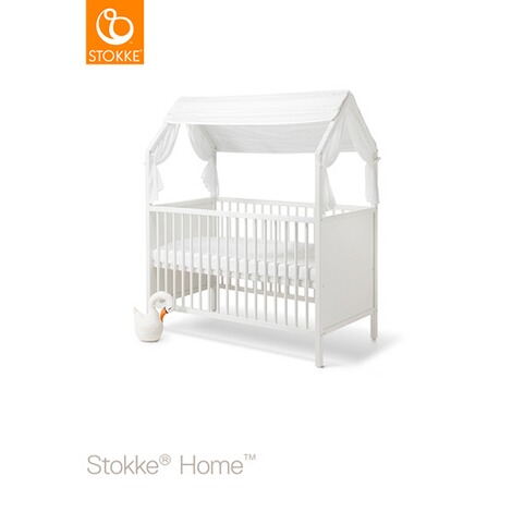 stokke home dach f r kinderbett online kaufen baby walz. Black Bedroom Furniture Sets. Home Design Ideas