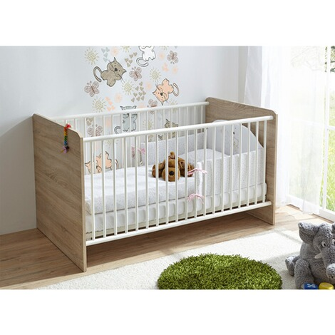 ticaa 2 tlg babyzimmer nico online kaufen baby walz. Black Bedroom Furniture Sets. Home Design Ideas