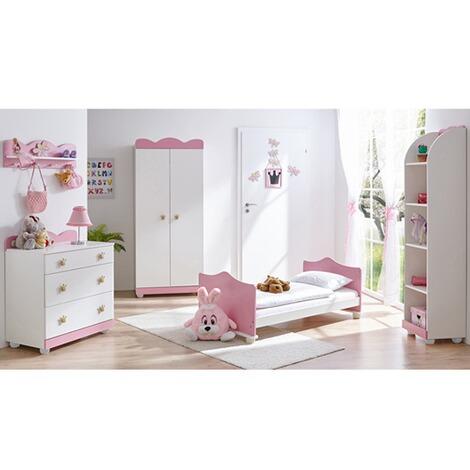 Ticaa 5 tlg babyzimmer prinzessin online kaufen baby walz - Ticaa babyzimmer ...