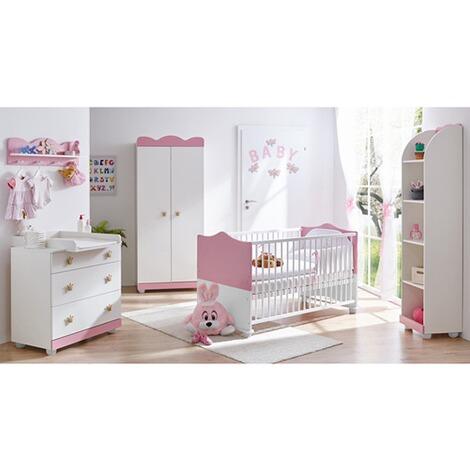 31f081b8018d2e Ticaa 5-tlg. Babyzimmer Prinzessin online kaufen