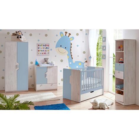 Ticaa 4 tlg babyzimmer nino online kaufen baby walz - Ticaa babyzimmer ...