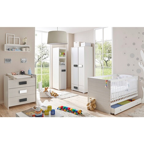 ticaa 6 tlg babyzimmer irene online kaufen baby walz. Black Bedroom Furniture Sets. Home Design Ideas