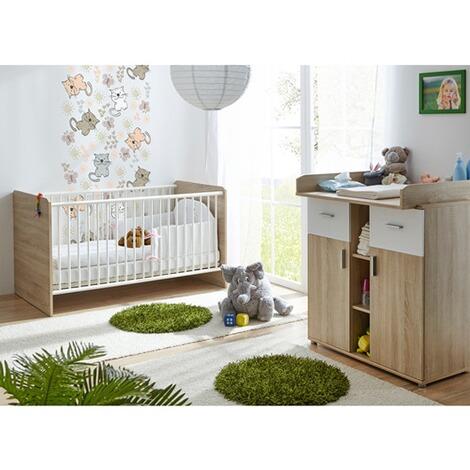 Ticaa 3 tlg babyzimmer nico online kaufen baby walz - Ticaa babyzimmer ...