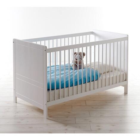 ticaa babybett moritz 70x140 cm online kaufen baby walz. Black Bedroom Furniture Sets. Home Design Ideas