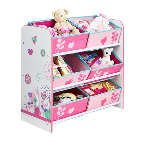 worldsapart aufbewahrungsregal blumen schmetterlinge online kaufen baby walz. Black Bedroom Furniture Sets. Home Design Ideas