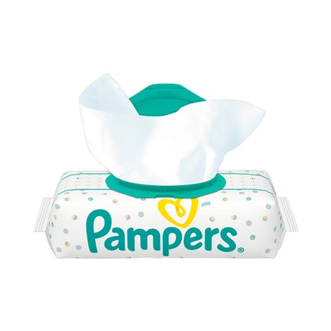 Pampers  Feuchttücher Sensitive, 52 St. 3