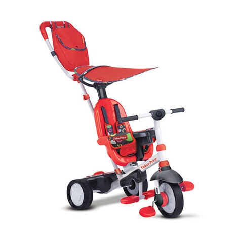 FISHER PRICE  Dreirad Charisma  rot 1
