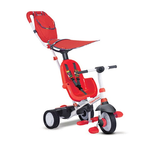 FISHER PRICE  Dreirad Charisma  rot 2