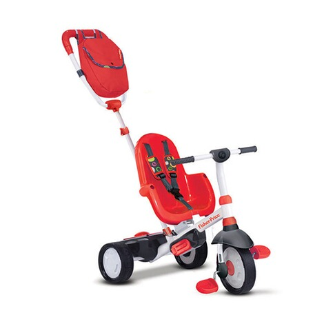 FISHER PRICE  Dreirad Charisma  rot 3