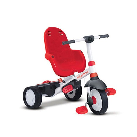 FISHER PRICE  Dreirad Charisma  rot 4
