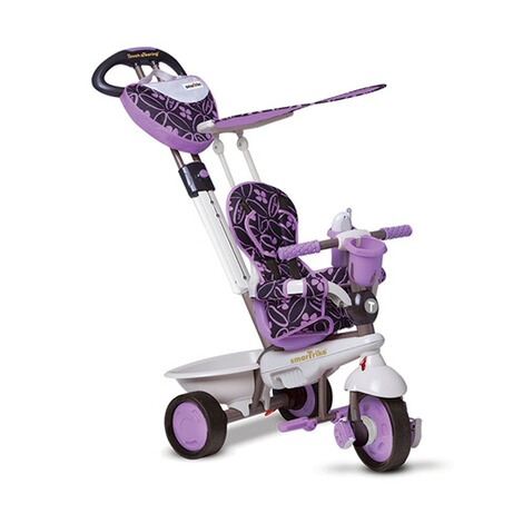 smarTrike  Dreirad Dream Touch Steering® 4-in-1  lila 1