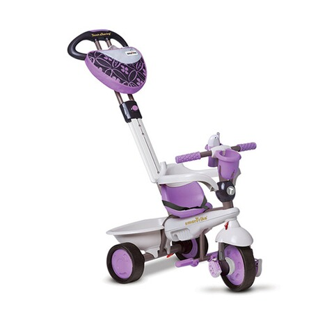 smarTrike  Dreirad Dream Touch Steering® 4-in-1  lila 2