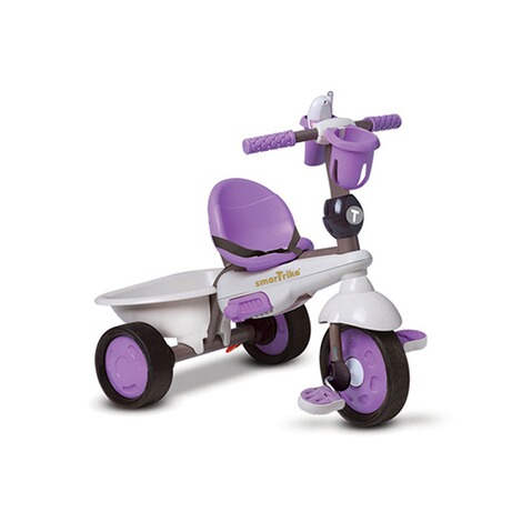 smarTrike  Dreirad Dream Touch Steering® 4-in-1  lila 4