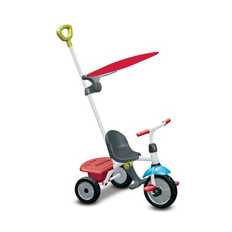 Fisher-Price  Dreirad Jolly Plus 3 in 1  rot/grün 2