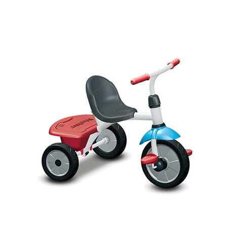 Fisher-Price  Dreirad Jolly Plus 3 in 1  rot/grün 3